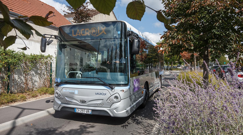 Le groupe Lacroix, opérateur de transports valorise sa politique RSE par la signature d'un prêt à impact