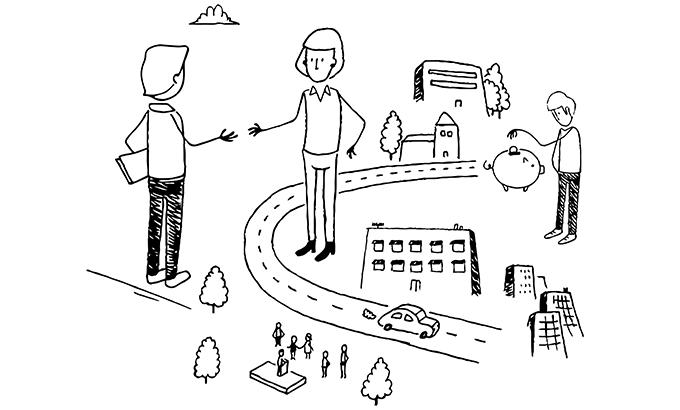 Arkéa - Notre différence - Nous Choisir, Facilitateur