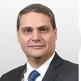 Philippe Ménigoz, directeur du marché des institutionnels