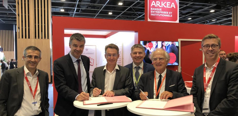 Le réseau Procivis et Arkéa Banque E&I renouvellent leur partenariat