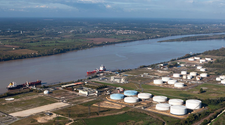 Le Grand Port Maritime de Bordeaux signe un prêt à impact
