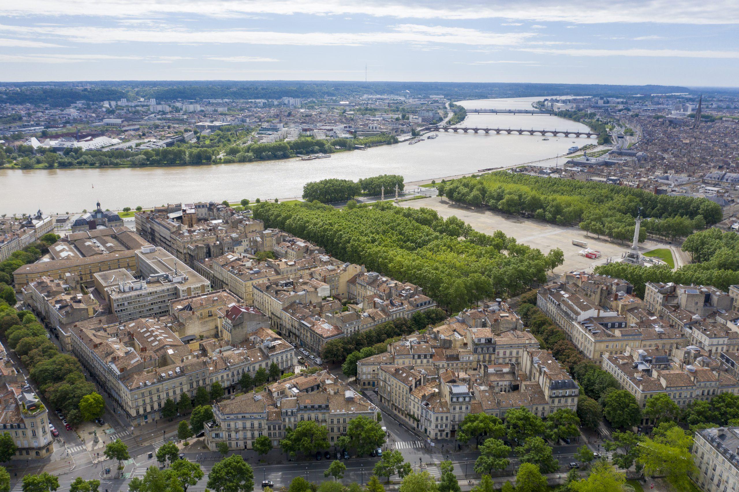 Bordeaux Métropole et la Ville de Bordeaux souscrivent 50 M€ de prêts à impact auprès d'Arkéa Banque E&I