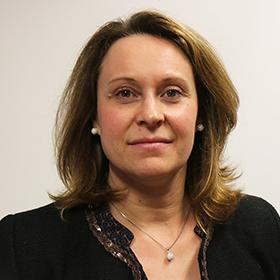 Agnès Goossens, Directrice du centre d'affaires entreprises Vallée de la Seine, ABEI